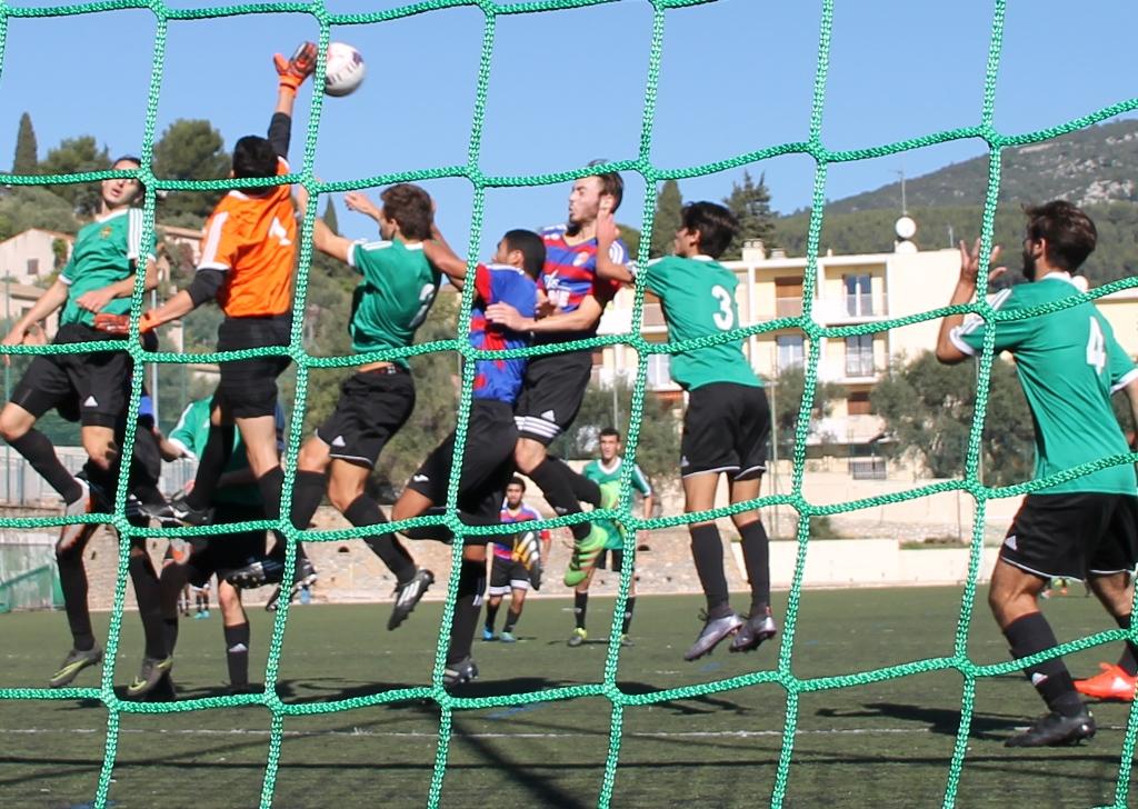 Rencontre footballeur