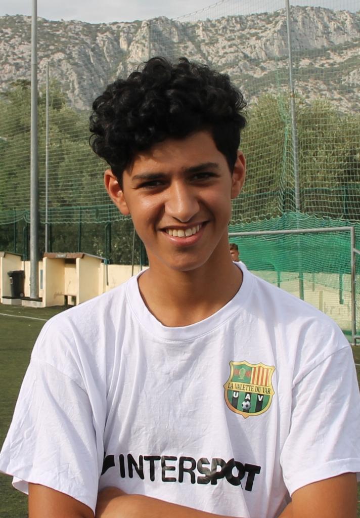 Khadraoui Ayoub: U17 Nat.