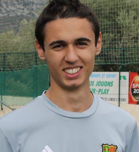 Lurçon Jérémy- U20 .