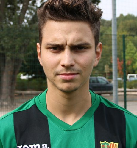 Baptiste Peraldi:Senior