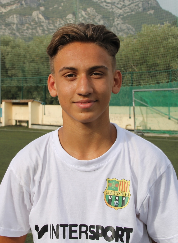 SANTIAGO José-U16