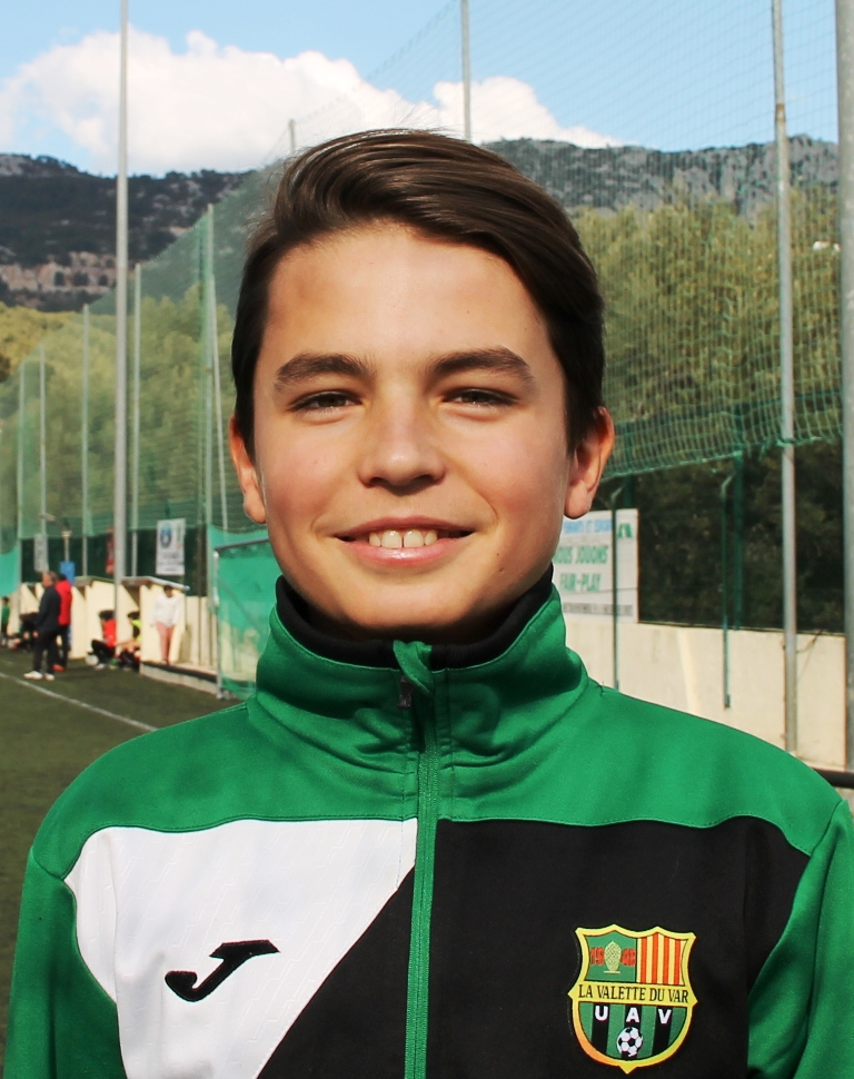 Galli Yohan. Cat.U15